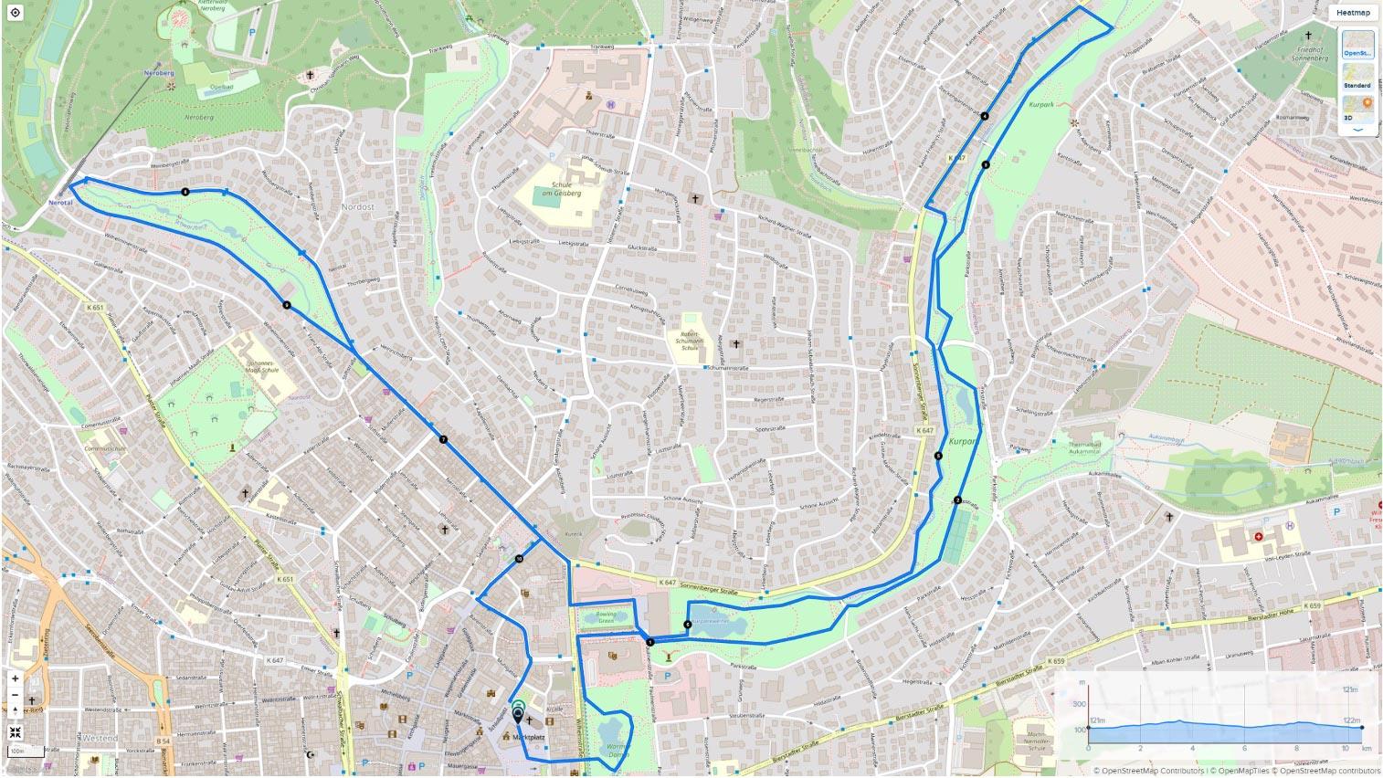 strecke-marathon